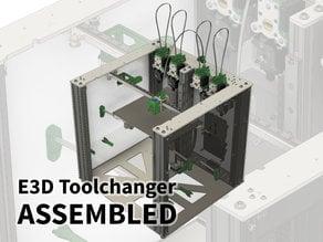 E3D Tool Changer - Assembled