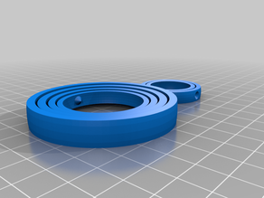 Gyroscope with 6 layers