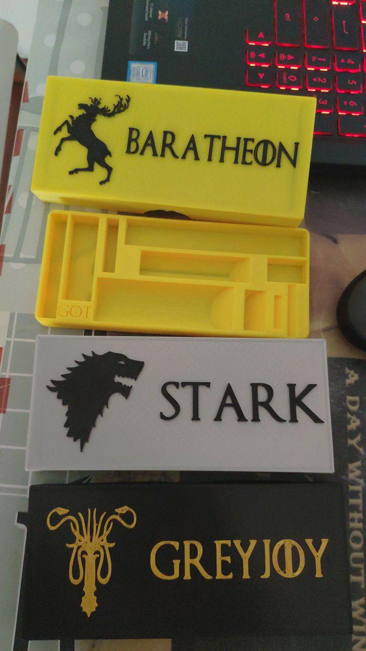 Got Board Game Box Tape