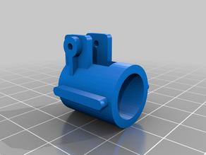 Pushing replacement part for Black & Decker hot glue gun