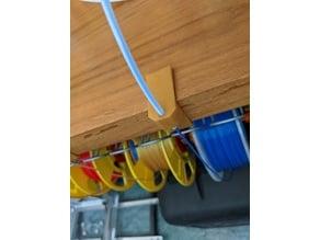 Desktop Clamp for MMU Bowden Tube