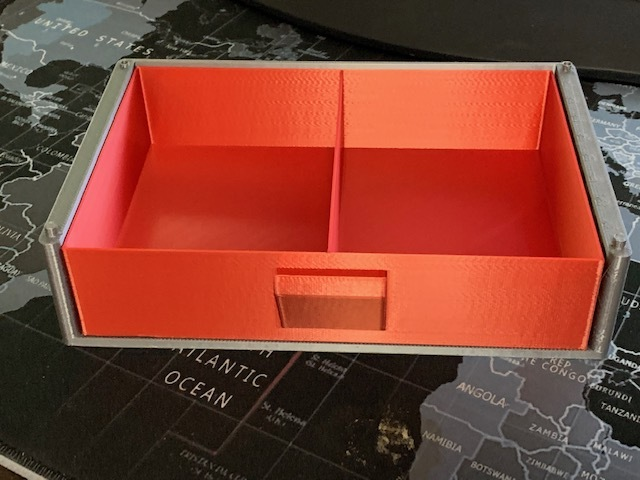 Electronic Component Stackable Drawers 2X