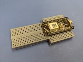 SLA ESP8266/NodeMCU/Wemos dev breadboard