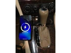 MagSafe car phone mount for Mercedes CLK