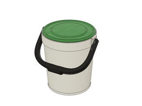 Playscale Bucket