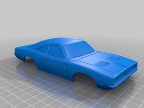 69 Dodge Charger R/T Xmods Body