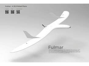 Fulmar P05 Original - A 3D Printed rc plane / FPV Wing