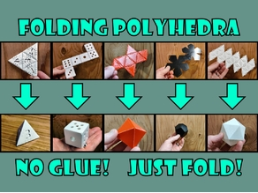 Folding Polyhedra