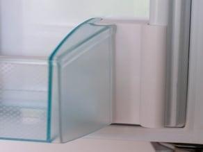Liebherr fridge 40 mm wider bottle tray adaptor