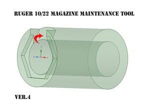 Ruger 10/22 Magazine Maintenance Tool Ver.4