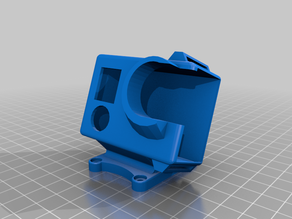 GoPro Hero 3, 3+, 4 Housing for TBS Source One
