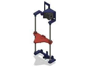 Belt-Driven NEMA 17 Linear Motion System