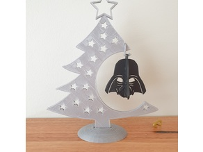 Darth Vader Christmas Bauble