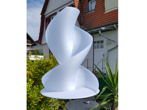 helix / vertical windmill