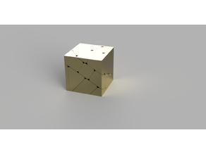 Mango cube (shapeshifting 3x3)