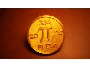 Pi Day Coin 2020