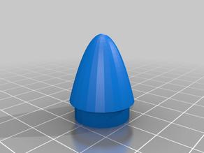 Simple 3D Printed Rocket
