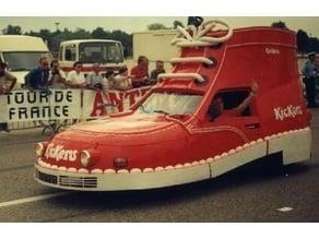 Peugeot 104 Kickers Tour de France 1989