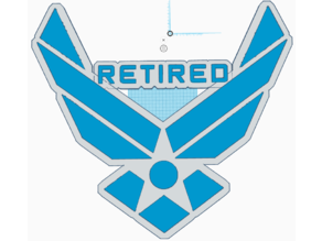 US Air Force (Retired) HD