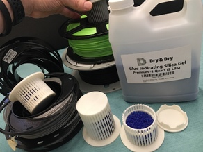 Filament Dry Box Gel Cages