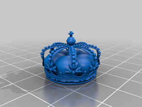 Spanish crown