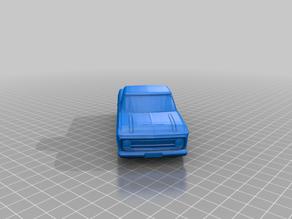 chevrolet c10 custom kit