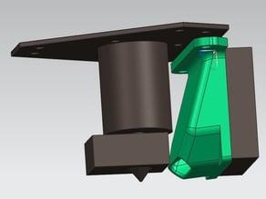 Duet 3d Smart Effector Fan Shroud