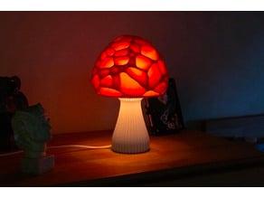 """Better Foot for """"Markellov Mushroom lamp 2"""" with E14 Socket"""