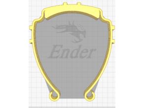 Ender 3 Face Shield 5 Stack w/ Settings (3DVERKSTAN)