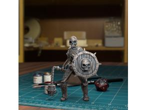 Skeleton Flailman