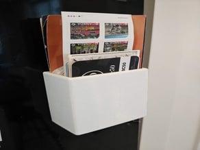 Magnetized Fridge Box