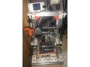 miNimiNi - homemade 3D printer