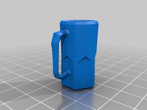 Root Beer On Tap Mug