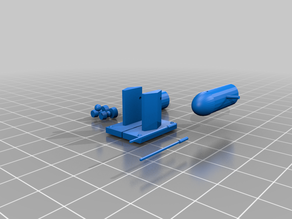 Working 3D Printed Cannon