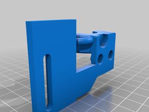 Ender 3 V6 hotend simple holder