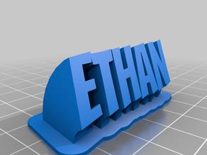My Customized Ethan