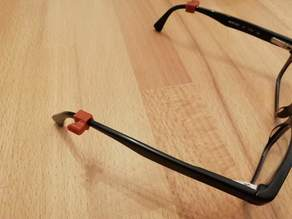 Face mask clips for glasses - alternative ear saver