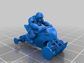 Gaslands Quadbiker