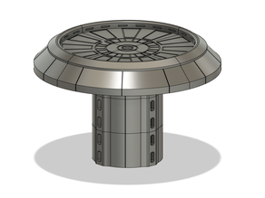 Star Wars Legion Kamino Platform and Tower