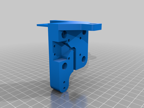 Anycubic Chiron Linear MGN12H E3D Hermes Adapter