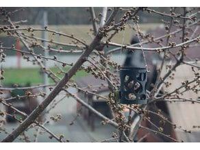 Bird feeder [Voronoi]