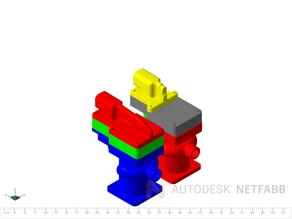 Steam Engine Mod Parts