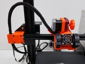 Direct Drive & Hero Me Remix 4 for Ender 3 & CR10S