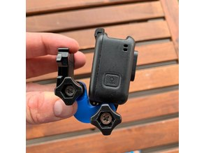 GoPro Adapter Right Angle Extension