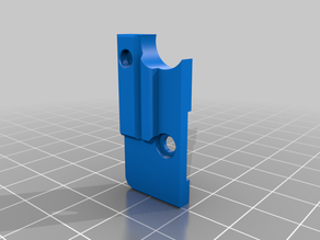 Armless adjustable bltouch mount