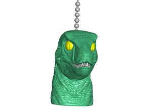 Velociraptor Pull Ball Chain Knob | Handle | Fob | Finials