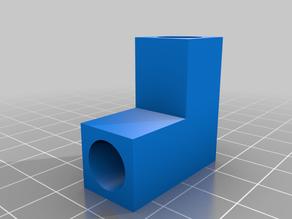 10mm Wood Dowel Corners, Coupler, 3 way, 4-6 way for frames or enclosures