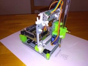 Arduino mini plotter