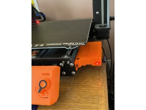 Pi 4 Case for Prusa MK3/MK3S