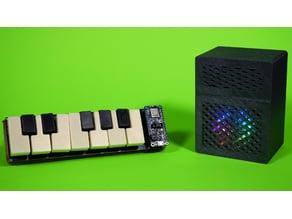 BLE Synth - Keys, Case & Amp